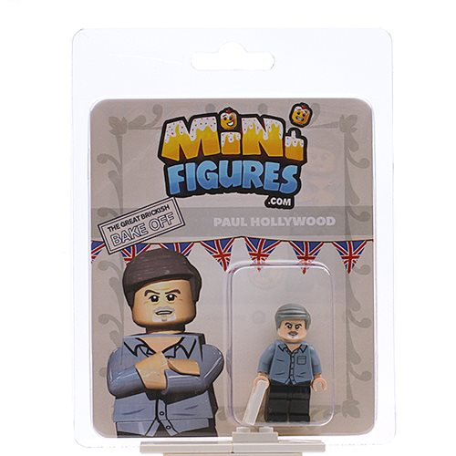 additional image for Bake off Minifigure set