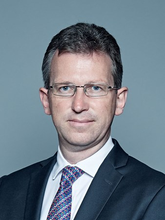 Jeremy Wright is a sucker for Lego