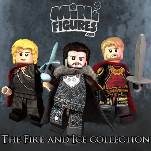 The Fire and Ice Collection