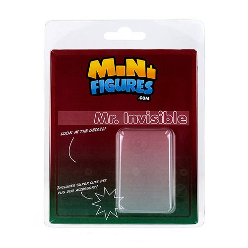 additional image for Mr. Invisible