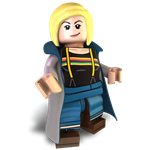 TV character minifigure