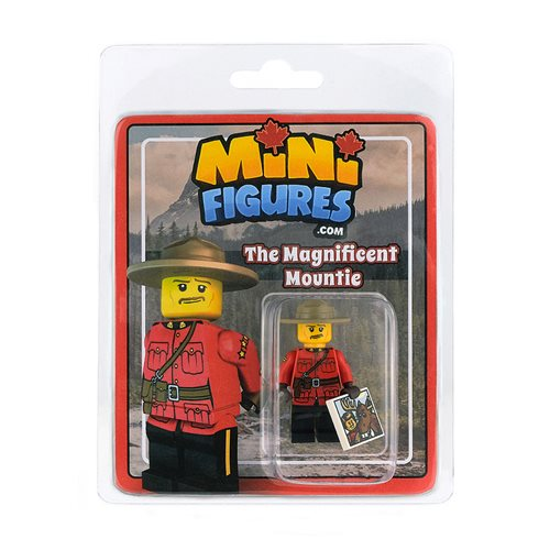 additional image for The Magnificent Mountie