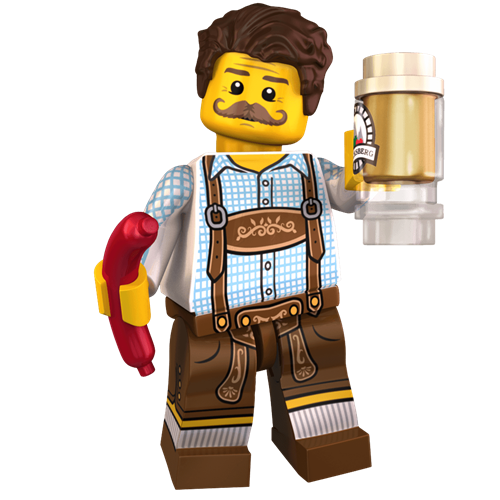 additional image for Oktoberfest Reveler - Male