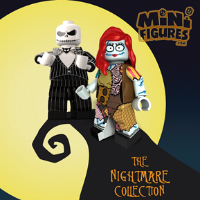 The Nightmare Collection minifigure
