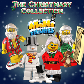 The Christmasy Collection minifigure