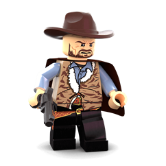 The Good minifigure