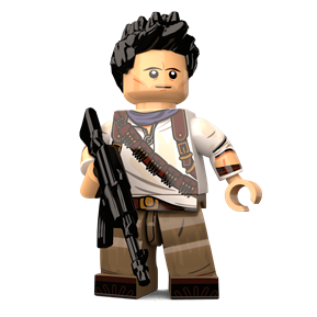 Fortune Hunter minifigure