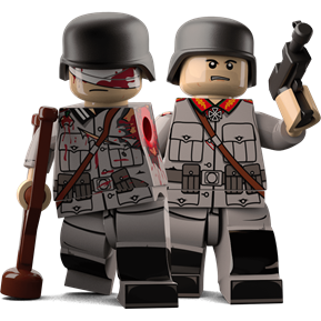 Collateral Carl minifigure