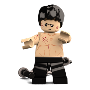 Bruce Lee minifigure