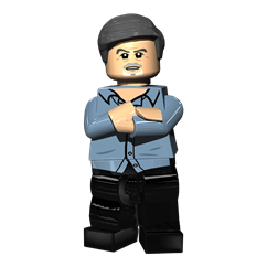 Paul Hollywood minifigure