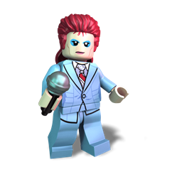 The Starman minifigure