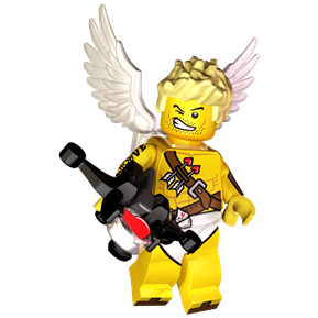 Cupid minifigure