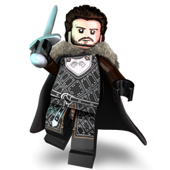 The King in the North minifigure
