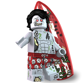 Sharkbait minifigure