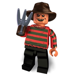 Nightmare Stalker minifigure