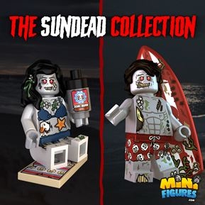 The Sundead Collection minifigure
